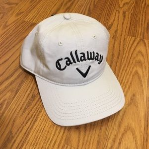 Callaway Golf Hat.  New with tags. Stone Color.